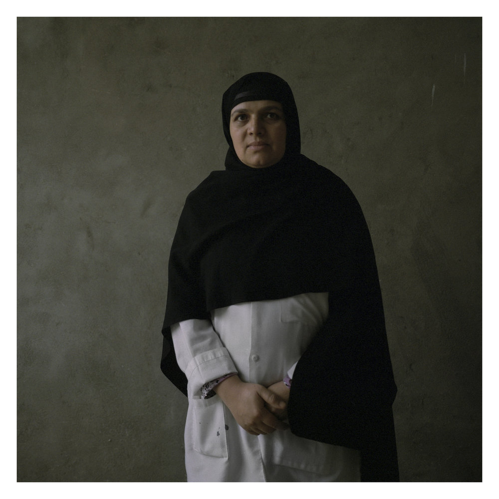 Afghanistan's Warriors