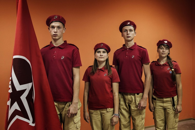 The Youth of Russia - by Yuri Kozyrev