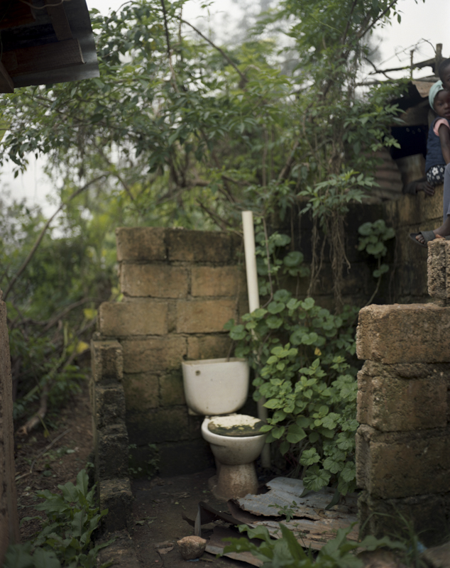 Haiti, Port-au-Prince, November 2016