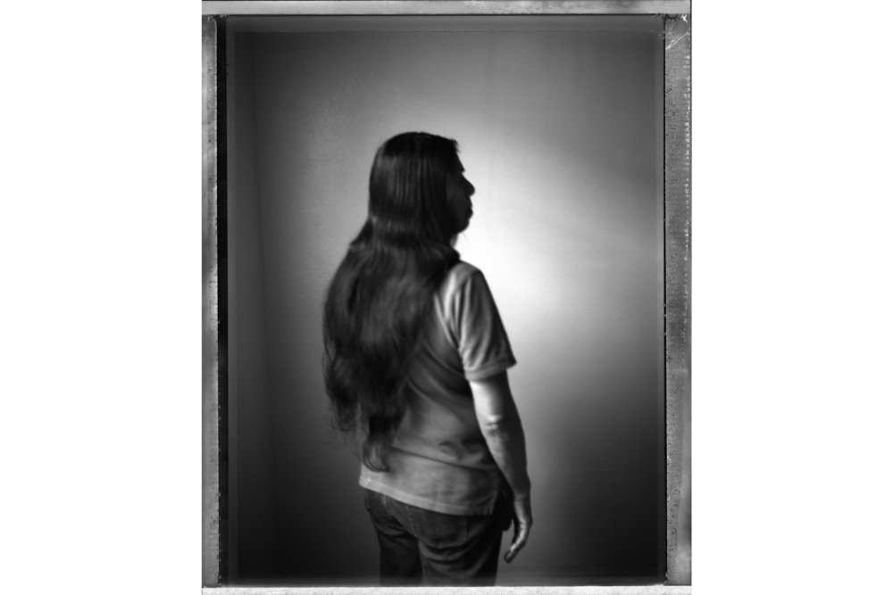 Photographs of victims of forced labor in the United States. 