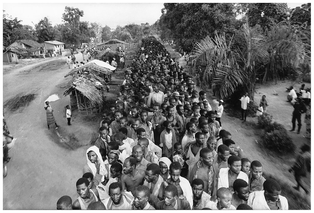 The last Hutu refugees in Eastern Zaire