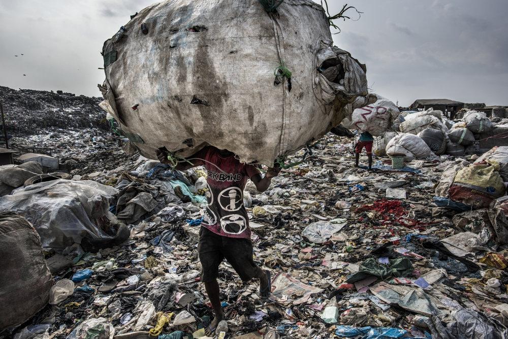Wasteland - by Kadir van Lohuizen