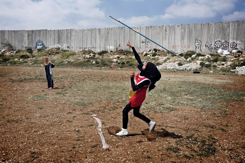 Occupied Palestinian Territories, 2013