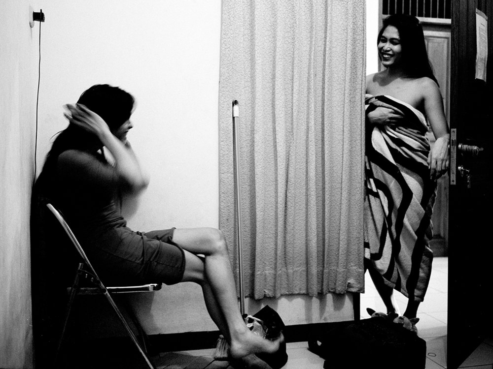 Transcending Gender; An intimate encounter.