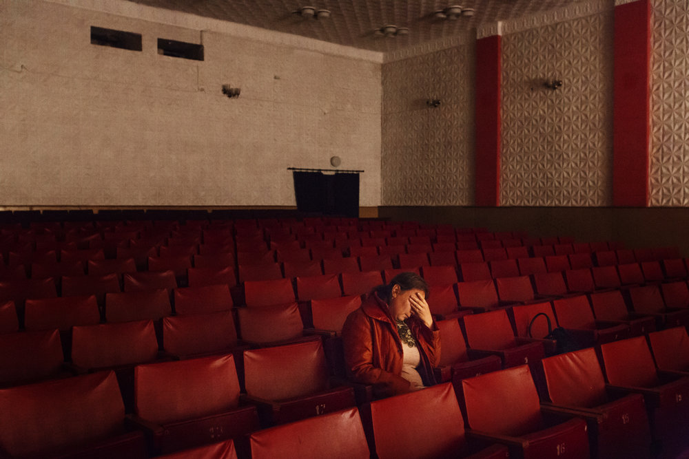 Moldova. Comrat, Gagauzia - November 2017