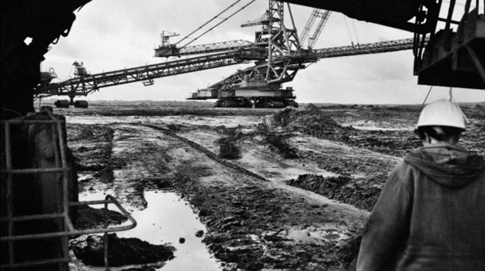 Blackfields: Poland's Coal Industry - by Pep Bonet
