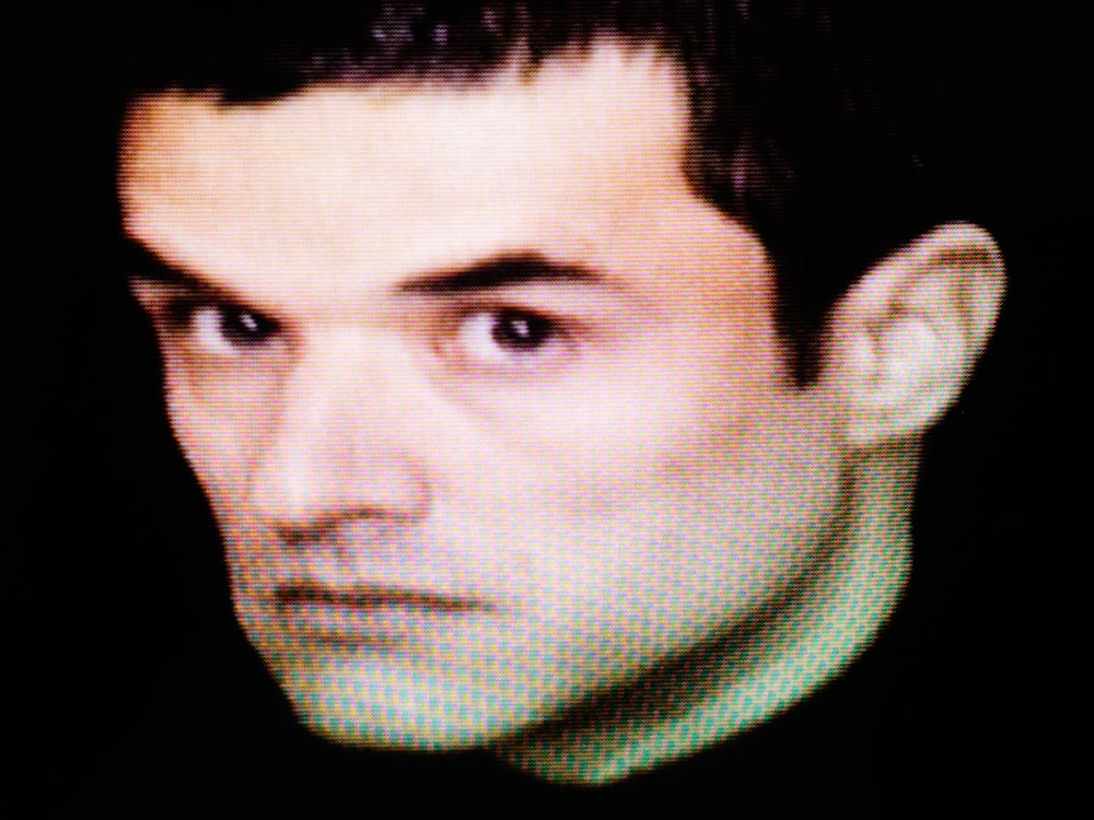 Matteo Boe, screenshot from news broadcast (1994)