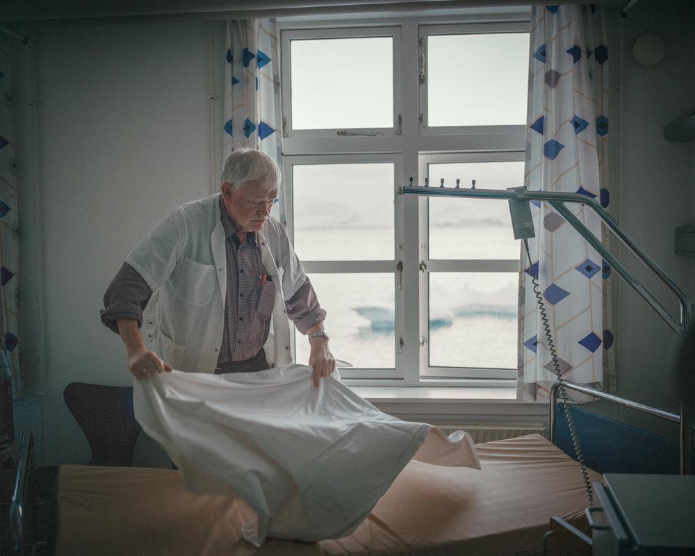 Danish nurse