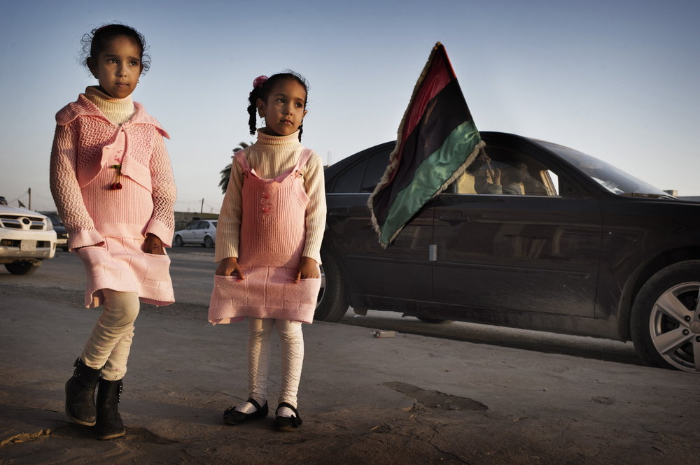 Ajdabiyah  Libya  March 29  2012:  Ajdabiyah  Libya  March  27 2012: