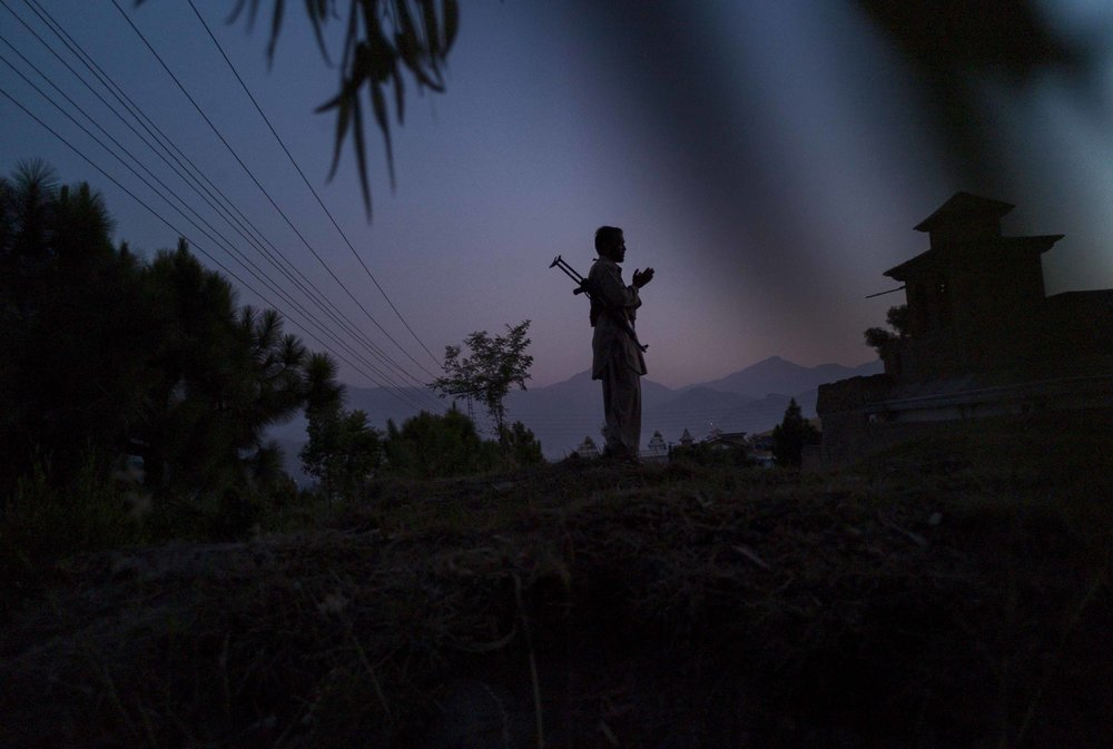 KANJU, PAKISTAN- SEPTEMBER 2009 