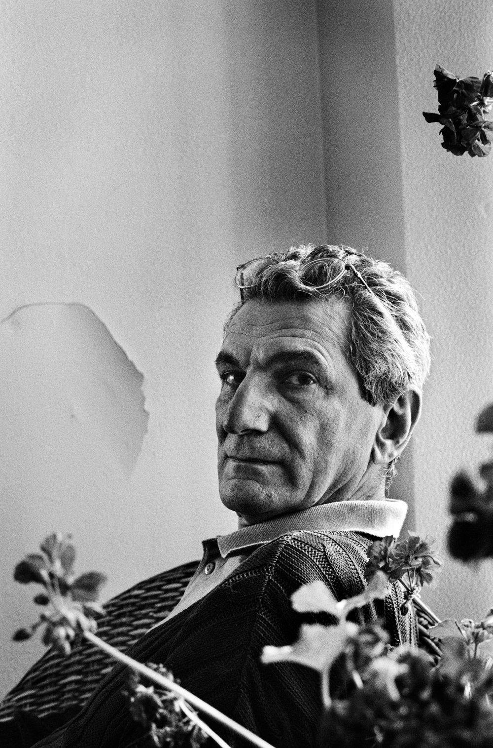 Antonio Negri 1997