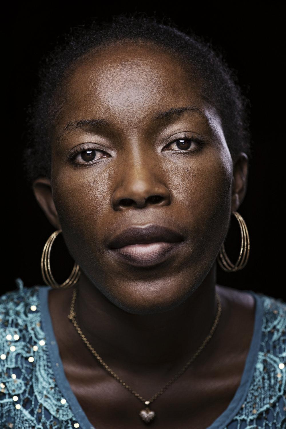 Ivory Coast, Medoh, May 2015Josiane Adopo, 40.Francesco Zizola / NOOR