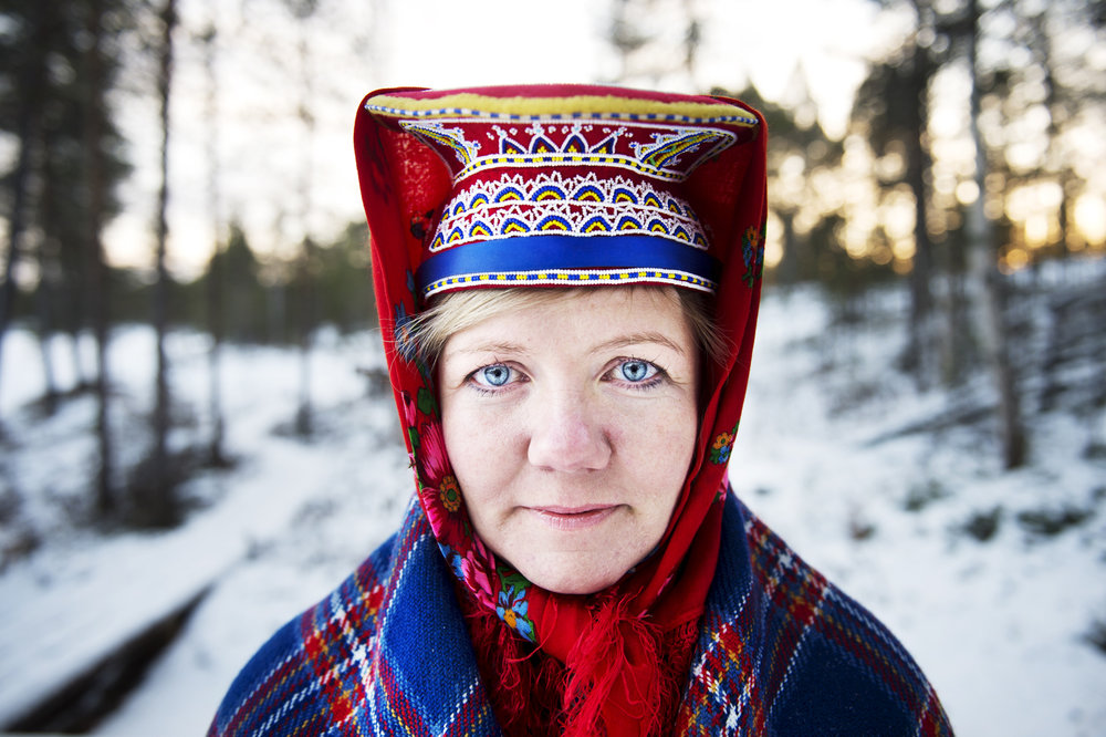 Finland, Lapland, 17 November 2013