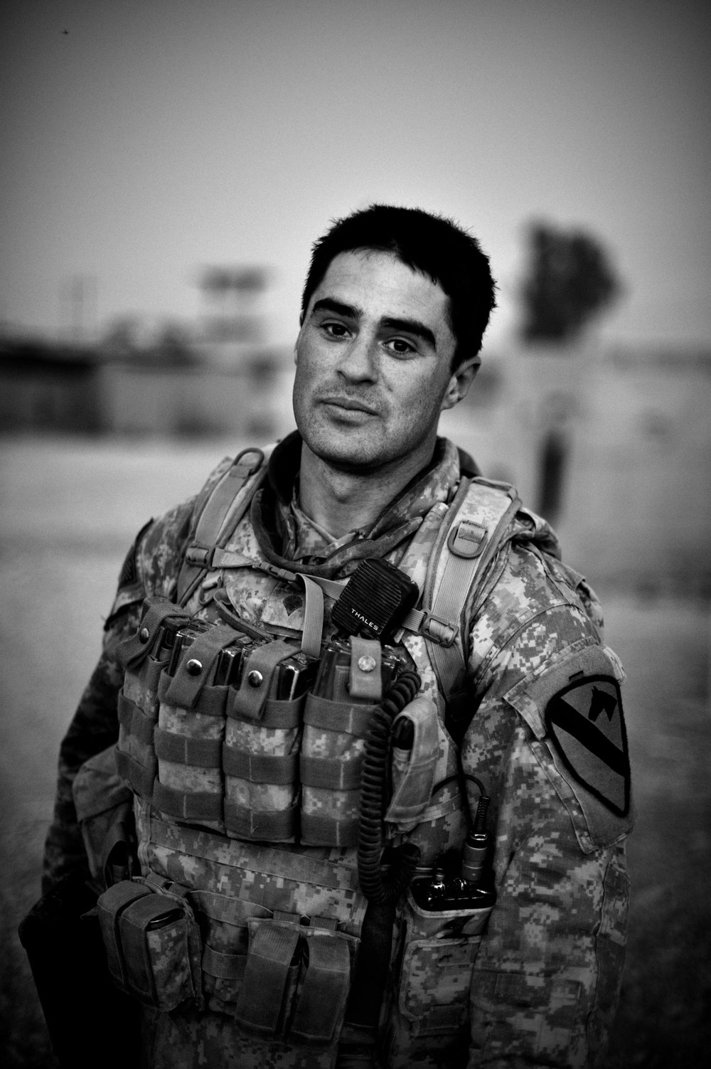 The last 50,000 soldiers in Iraq