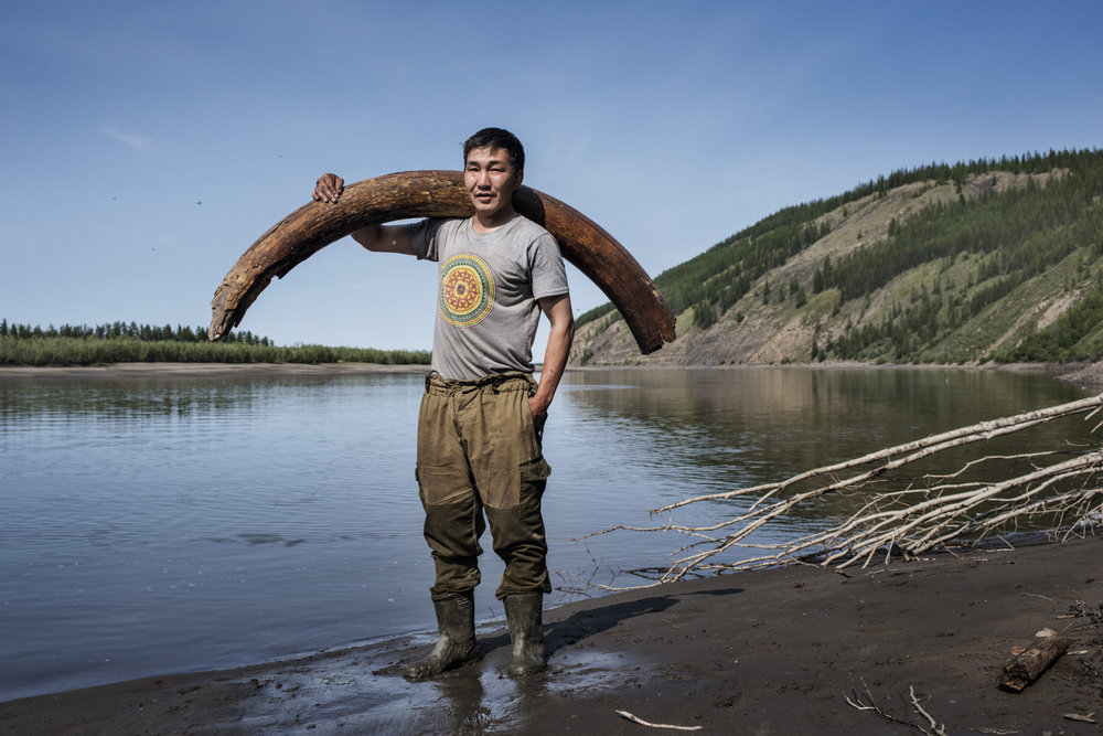 Russia, Yakutia, July 2017