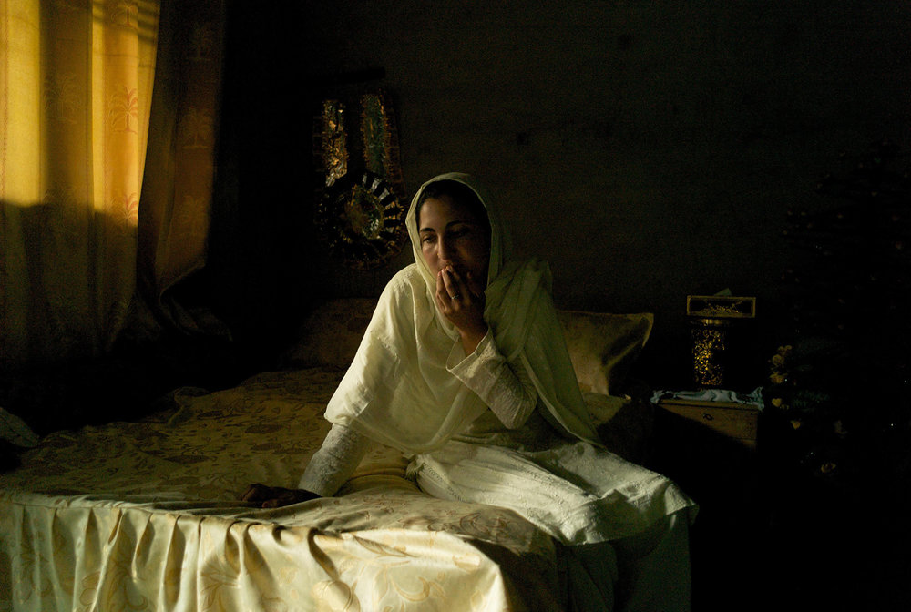 CHARBAGH, PAKISTAN- AUGUST 2009 
