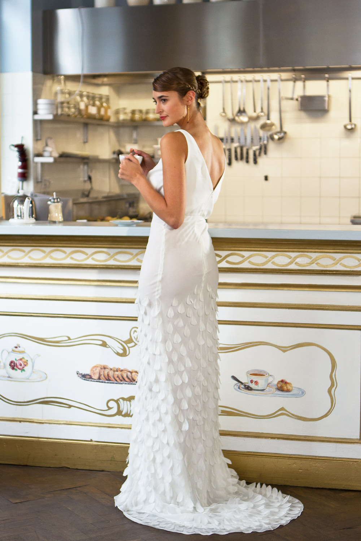 Robe de mariee Iris Valentine Avoh