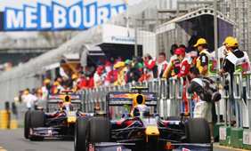 MELBOURNE GRAND PRIX - Provide power to all back of house facilitiesProvide temporary switchboards and lighting to all corporate kitchen facilitiesProvide power and  temporary switchboards to all public catering and bar areas