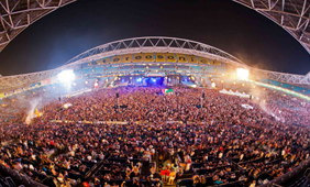 STEREOSONIC - Power, voice and data connection to events siteProvide power and distribution to all stages & events infrastructureProvide backup generator and change over facilities for contingencies