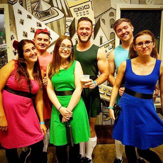 We found our opposites! #powerbuffgirls #powerpuffgirls #jukeboxtheghost