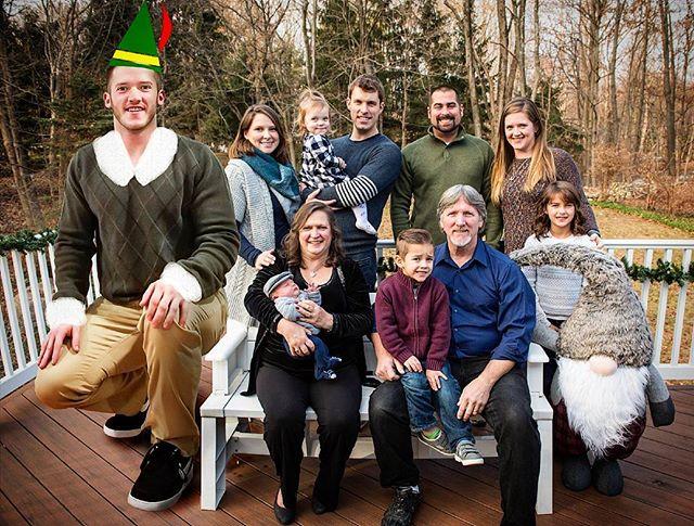 I hope everyone has an amazing holiday season! #merrychristmas #buddytheelf  #family