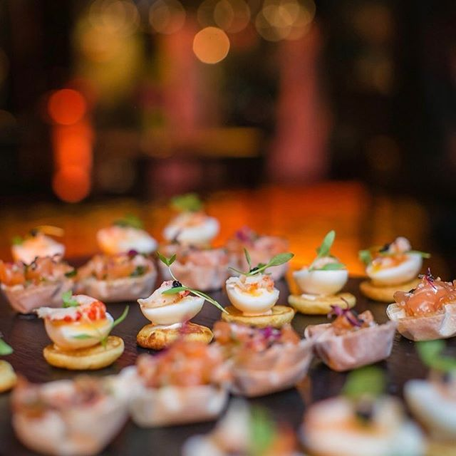 It's that time of the year! 🎅🏼 🥳 🎉🍾 #kaboola #londoncatering #event #canapes #partyseason #eventprofs #london