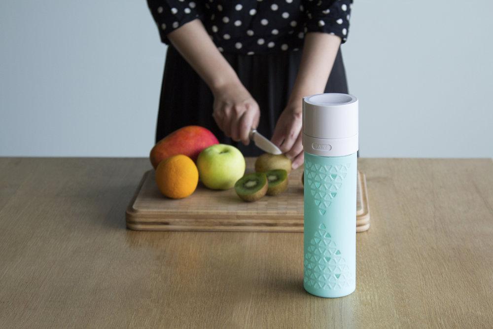 Juice Preserving Bottle - SANS 2016