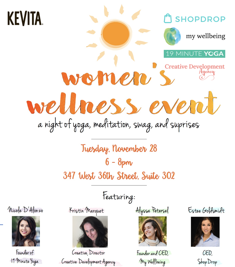 Women's Wellness Event