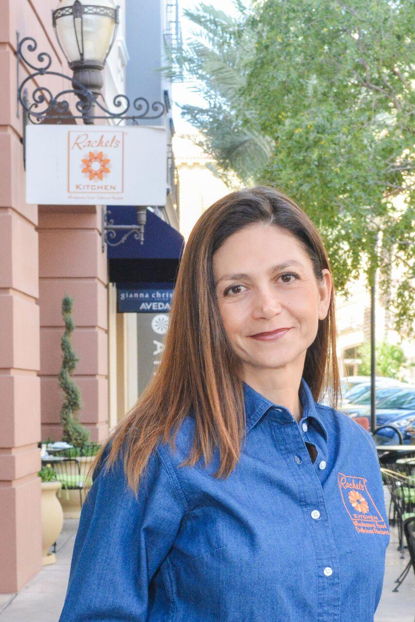 Debbie Roxarzade