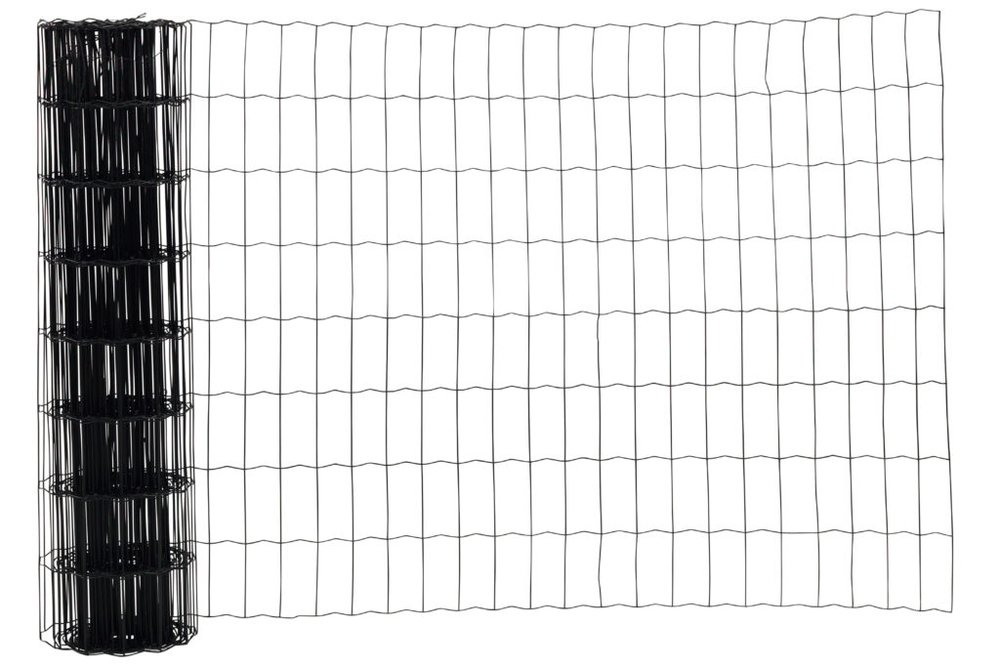 Sveiset netting - Rimelig netting som er enkel å montere. Kan leveres som gjør-det-selv-pakker.