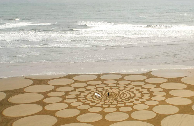 Land Art of Jim Denevan