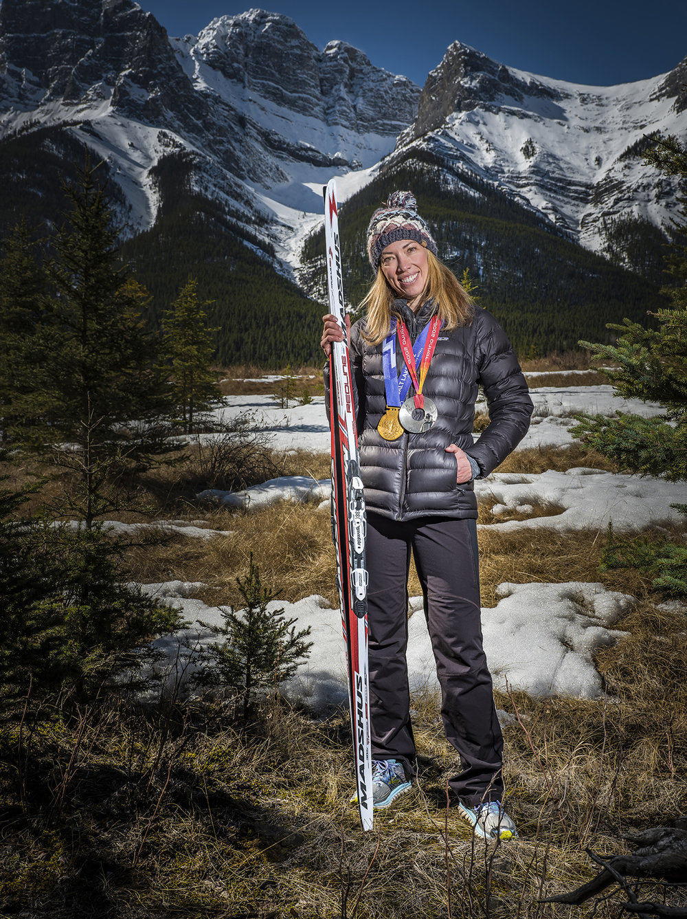 Today, Beckie Scott is Programme Director for Ski Fit North Alberta, the health and wellness outreach programme for indigenous children and youth. Beckie is also Chair of the World Anti-Doping Agency's Athlete Committee.