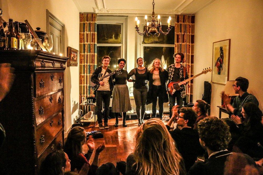 @  Kamermuziek , picture by  Esther van der Heijden