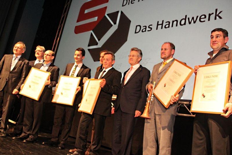 Innovationspreis des Handwerks der Kreissparkasse