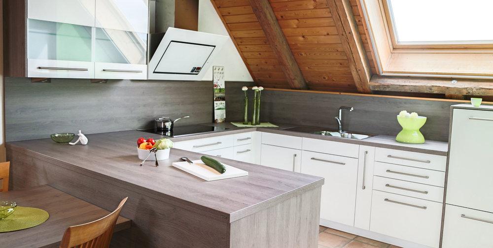 Warum eine Stiehle Küche