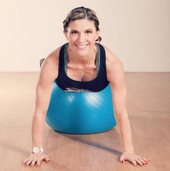 Laura Buzzell - Fitness