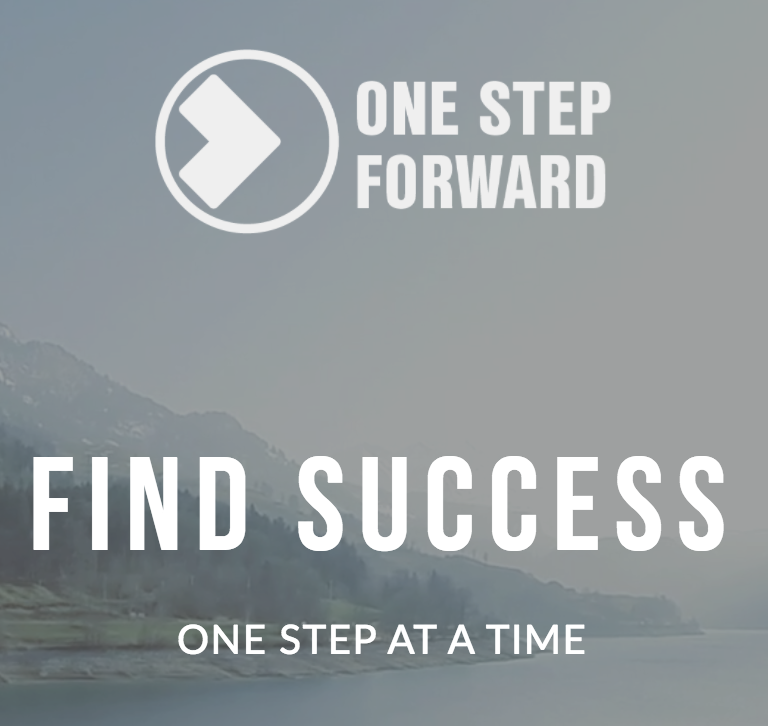 One Step Forward Success Podcast