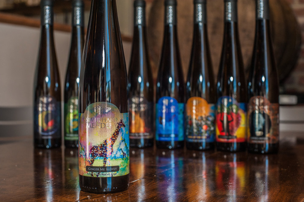 Silver Hand Meadery -