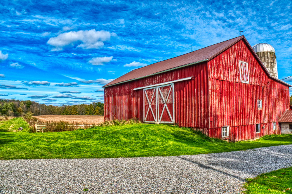 Crawford County Barn