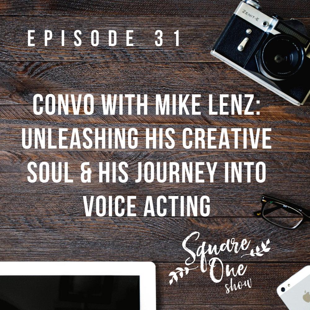 Mike Lenz Voice