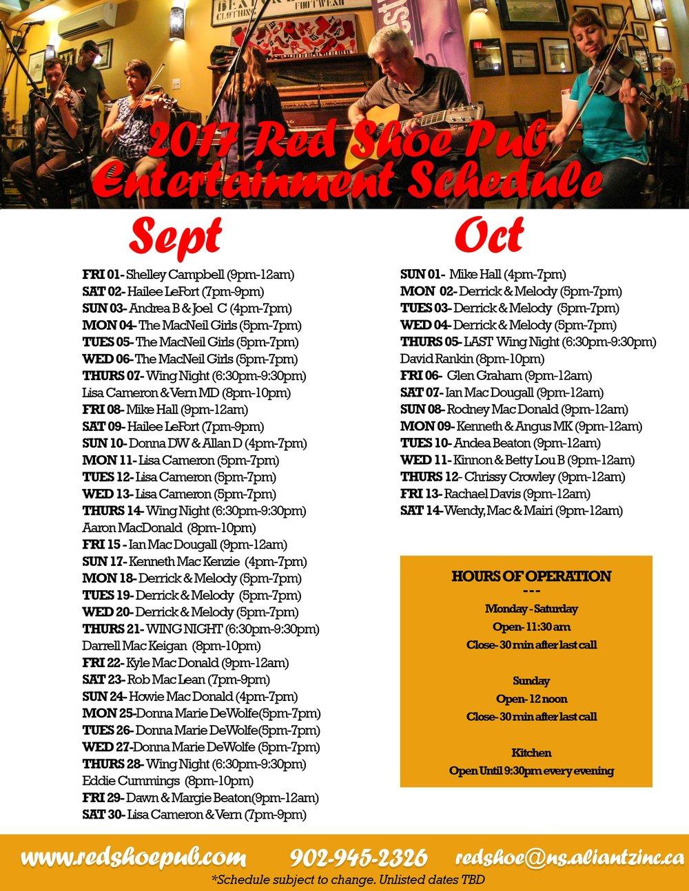 Red Shoe September Schedule.jpg
