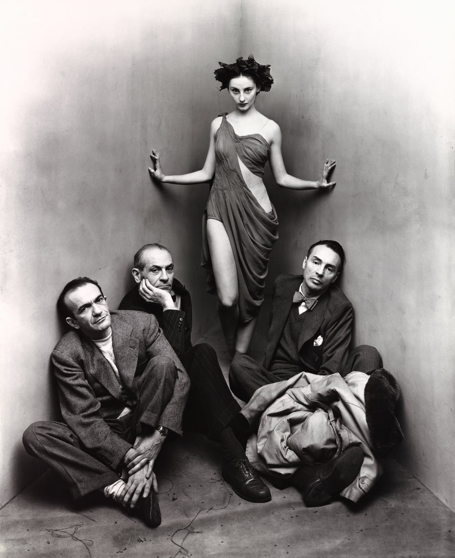Ballet Society , New York, 1948 Gelatin silver print © Condé Nast