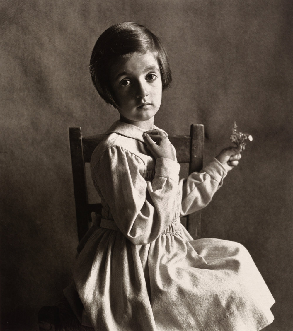 Child of Florence , 1948 Platinum-palladium print © Condé Nast