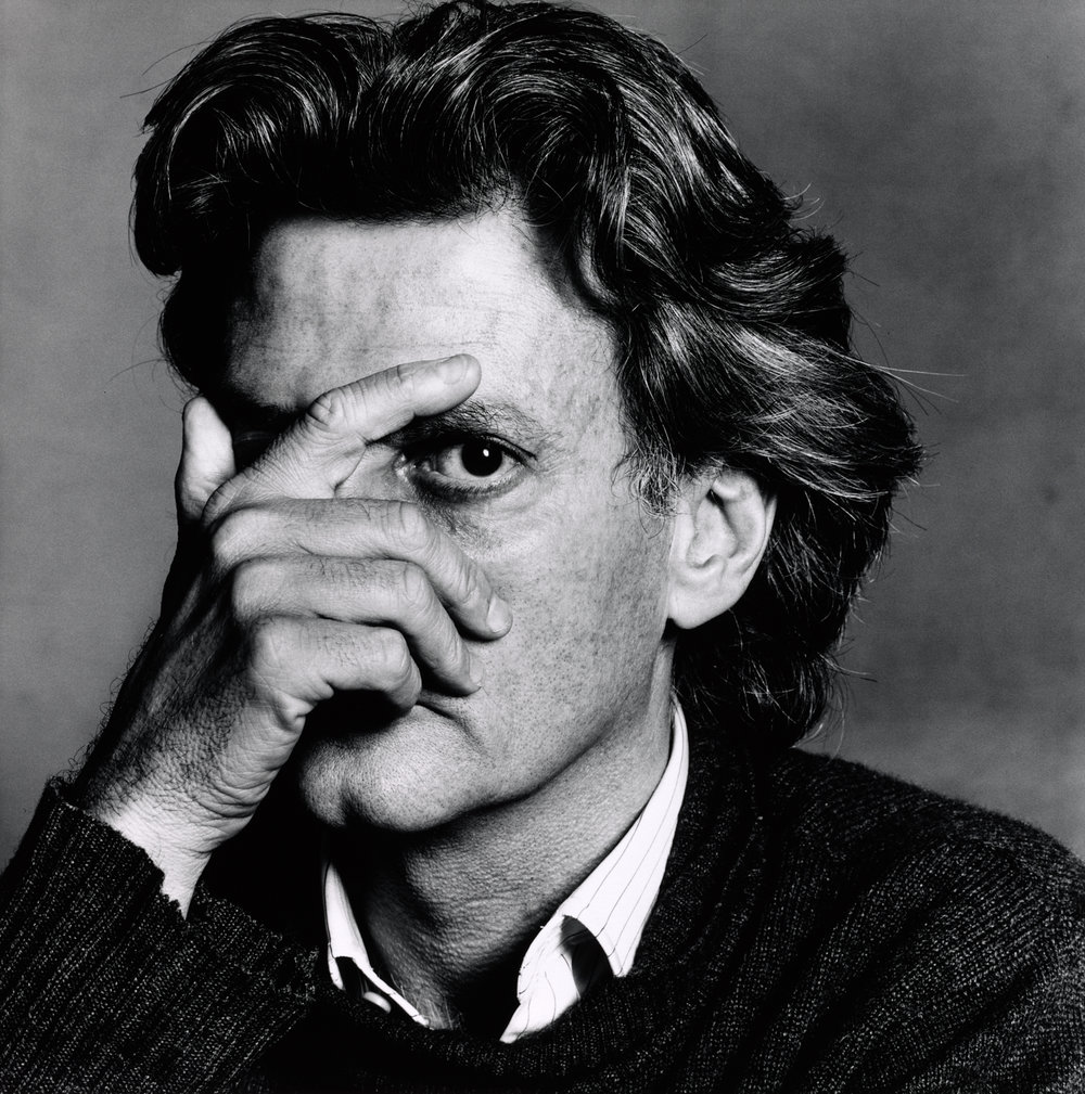 Richard Avedon (2 of 3) , New York, 1978 Gelatin silver print © Condé Nast