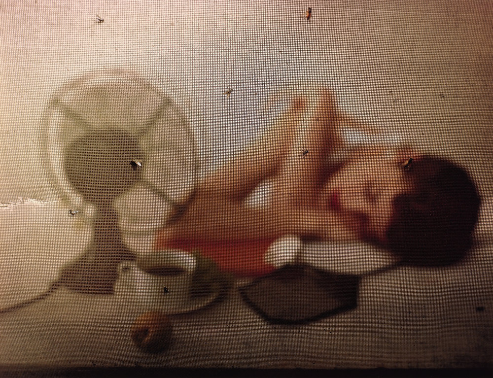 Summer Sleep , New York, 1949 Dye transfer print © Condé Nast