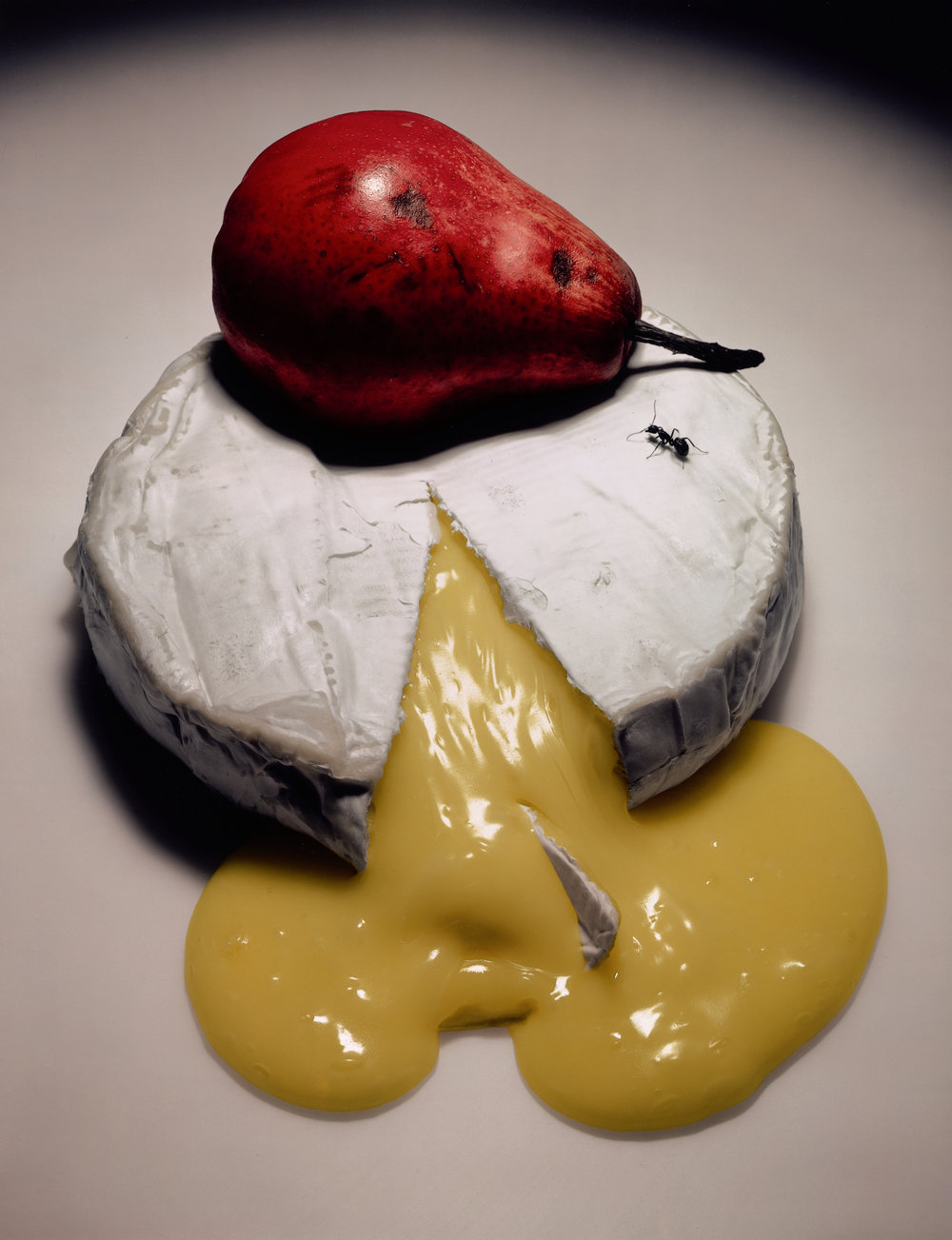 Ripe Cheese , New York, 1992 Dye transfer print © Condé Nast
