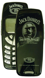 Jack Daniel's phone cover