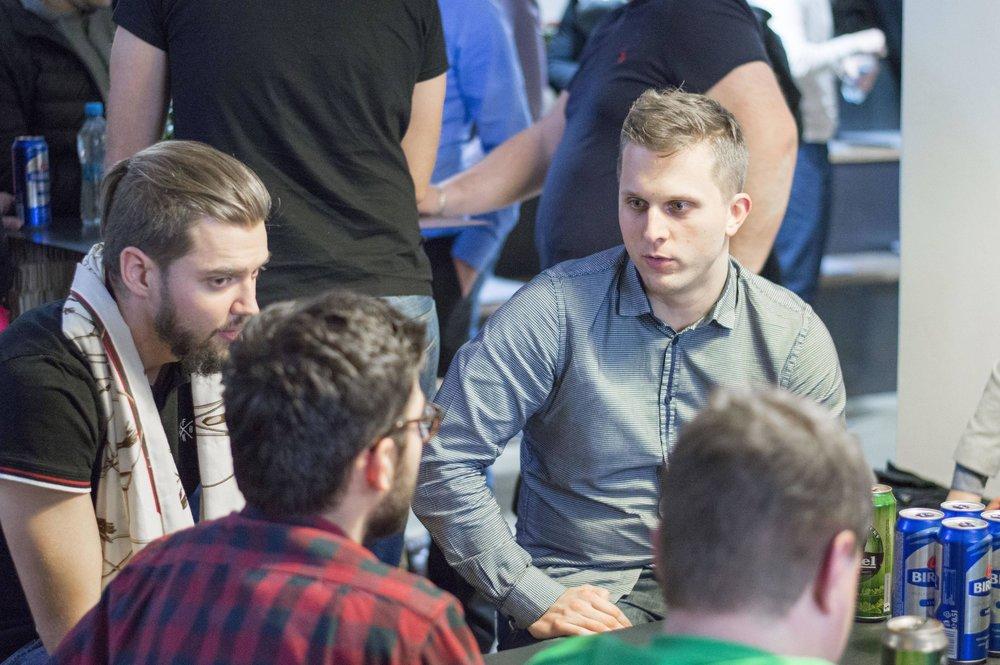TEK Talks Networking