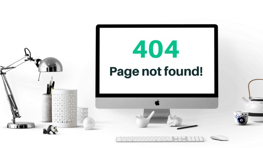 404 stránka