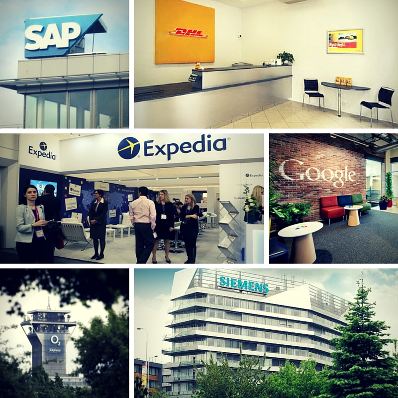 Velké firmy v ČR